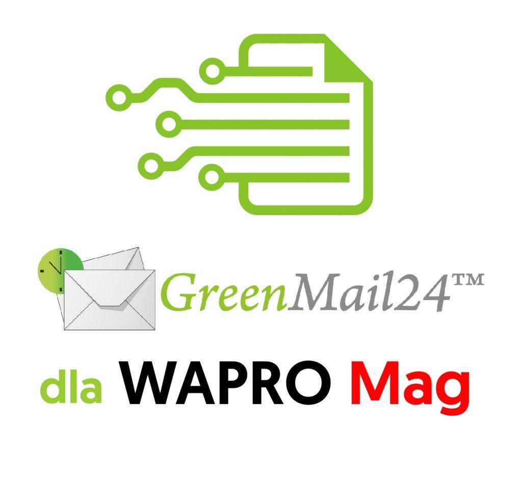 GreenMail24 dla WAPRO Mag