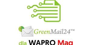 MAG2GM - Intergracja WAPRO Mag z GreenMail24
